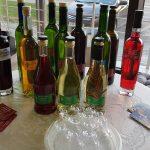 Натуральное домашнее розовое вино